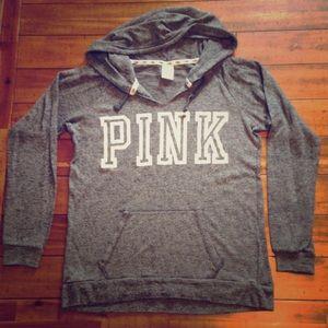PINK Light-weight Hoodie